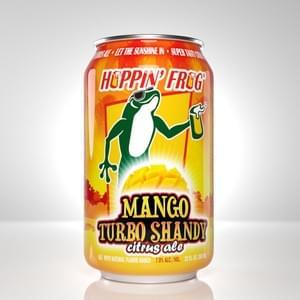 MANGO TURBO SHANDY CITRUS ALE